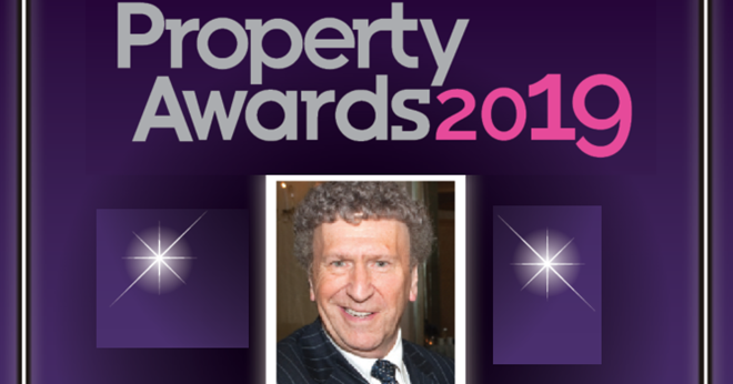 Property Awards 2019 Irvine Sellar Award